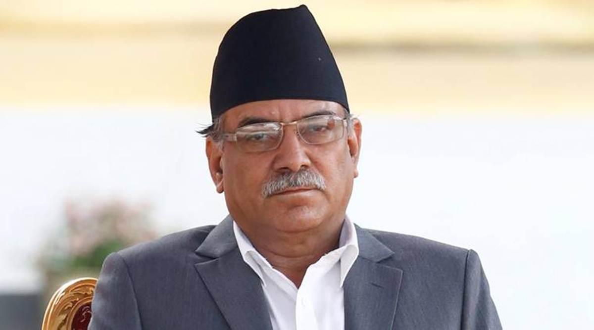 नेपाल कम्युनिष्ट पार्टी (नेकपा) का अध्यक्ष प्रचण्डको जीवनी