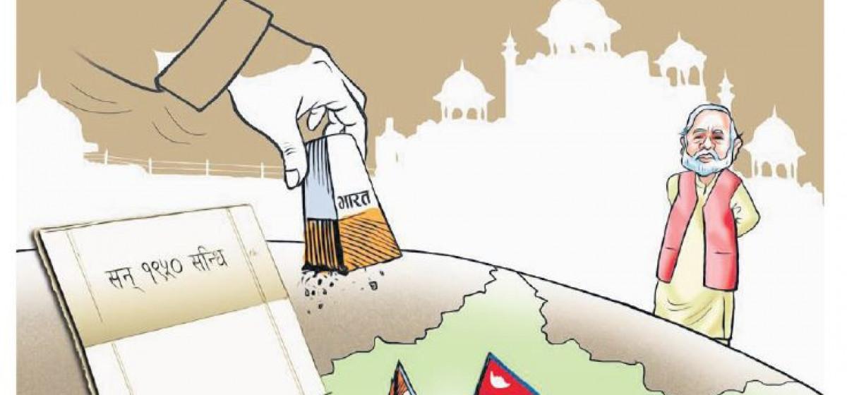नेपाल–भारत सम्बन्धका आयाम