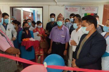 प्युठान अस्पतालमै बिस्तारित सेवा सुरु : डाक्टर हरुलाइ निजी मेडिकलमा जान रोक